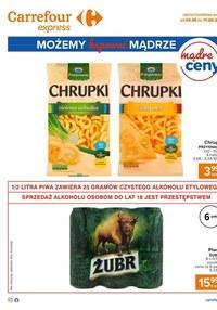 Gazetka promocyjna Carrefour Express - Promocje w Carrefour Express - ważna do 17-08-2020