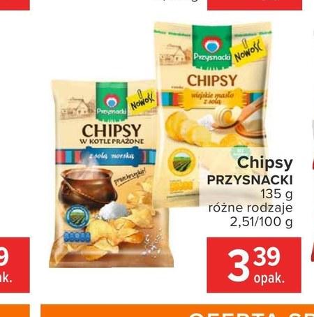 Chipsy Przysnacki