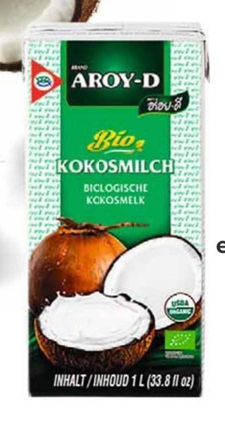 Mleko kokosowe Aroy-D