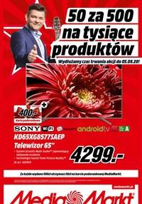 Gazetka promocyjna Media Markt - Media Markt - nowe promocje - ważna do 05-08-2020
