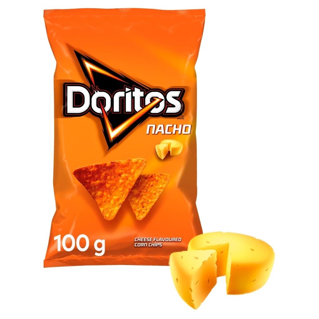 Nachosy Doritos - 0