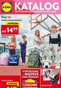 Gazetka promocyjna Lidl - Wyprawka szkolna w Lidlu!  - ważna do 15-08-2020