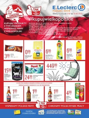 Kupuj w Wielkopolskim! - E.Leclerc Poznań i Śrem