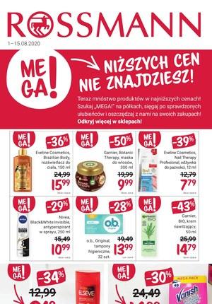 Gazetka promocyjna Rossmann - Odkryj więcej w sklepach Rossmann!