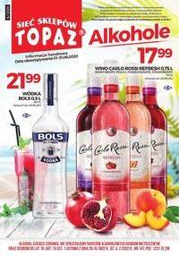 Gazetka promocyjna Topaz - Katalog alkoholi Topaz - ważna do 31-08-2020