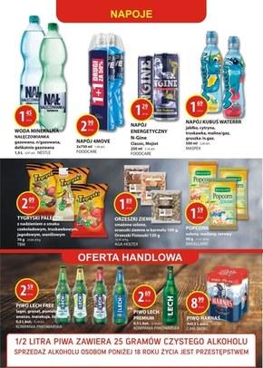 Zielony Koszyk - oferta handlowa