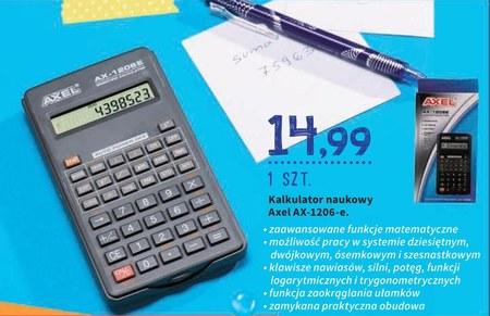 Kalkulator Axel