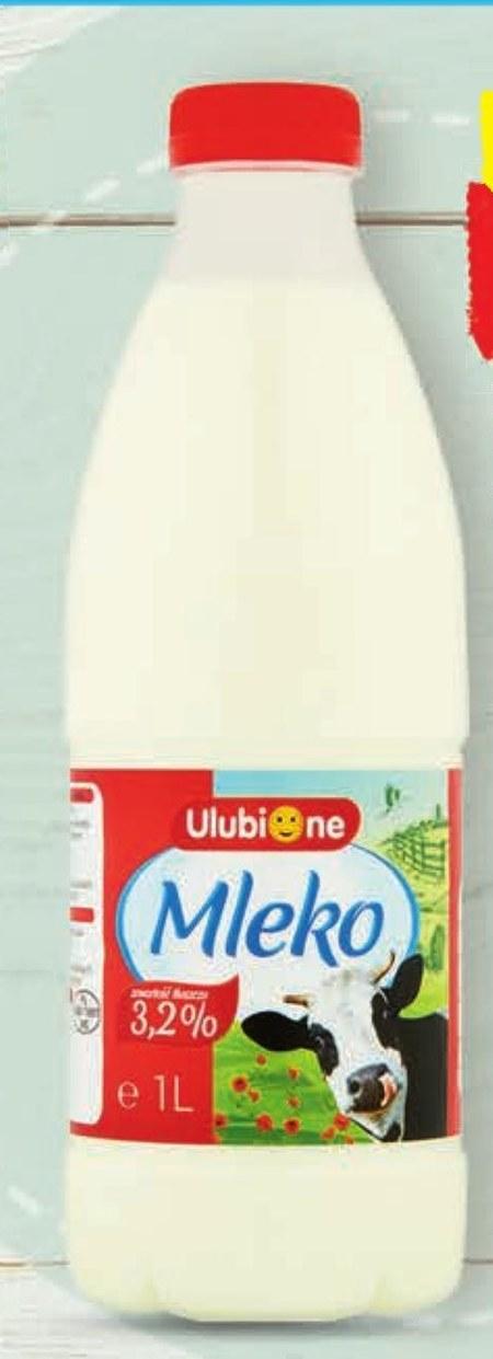 Mleko Ulubione