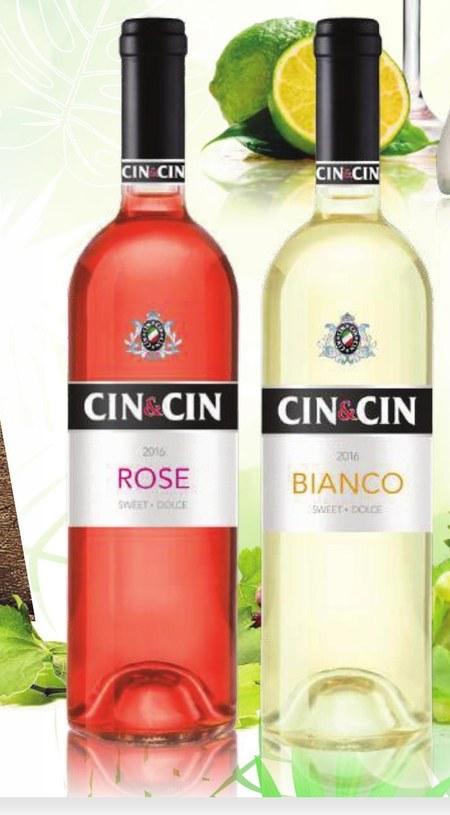 Wino Cin & Cin