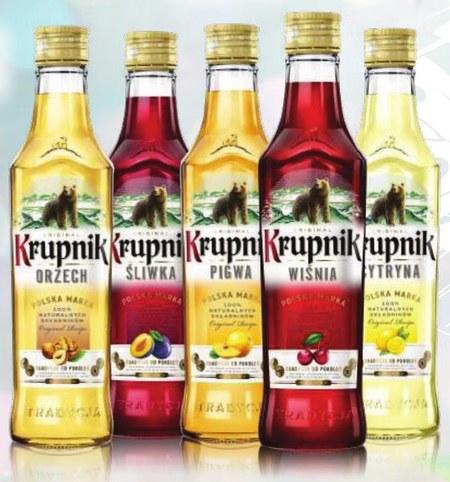 Napój alkoholowy Krupnik