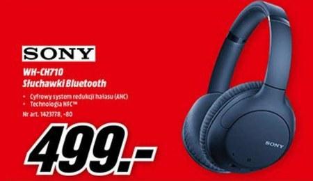 Słuchawki bluetooth Sony