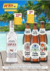Gazetka promocyjna Prim Market - Oferta alkoholowa w Prim Market - ważna do 31-08-2020