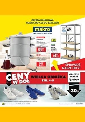 Gazetka promocyjna Makro Cash&Carry - Ceny w dół w Makro