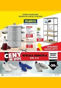 Gazetka promocyjna Makro Cash&Carry - Ceny w dół w Makro - ważna do 17-08-2020