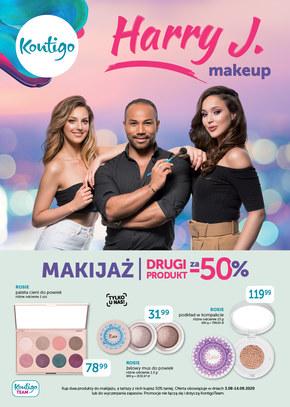 Makijaż 50% taniej w Kontigo