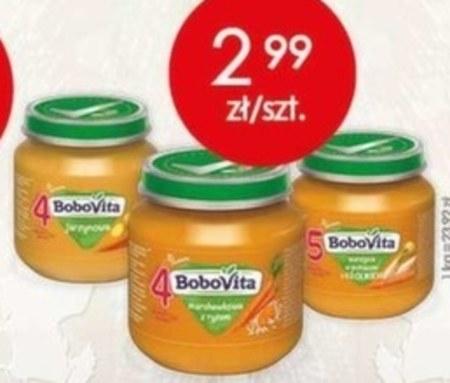 Obiadek dla dziecka BoboVita