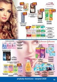 Gazetka promocyjna At - At - chemia, kosmetyki