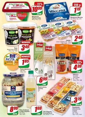 Pyszne produkty w Dino