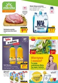 Gazetka promocyjna Stokrotka Market - Stokrotka Market - oferta handlowa - ważna do 12-08-2020