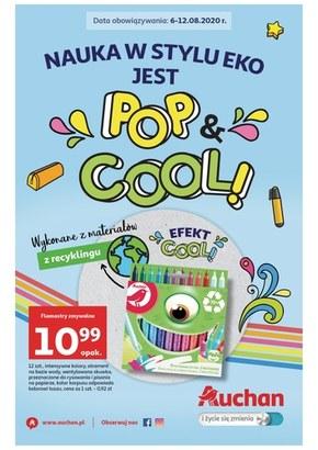 Nauka w style Eko w Auchan!