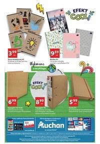 Gazetka promocyjna Auchan Hipermarket - Nauka w style Eko w Auchan!