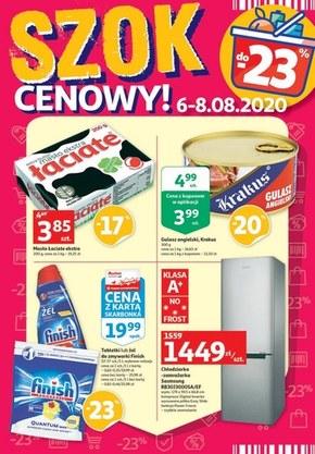 Kup 2 za mniej w Auchan Hipermarket!