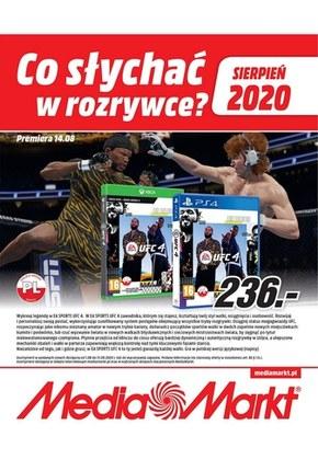 Co nowego w rozrywce w Media Markt!