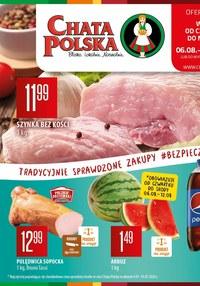 Gazetka promocyjna Chata Polska - Szeroki asortyment w Chacie Polskiej