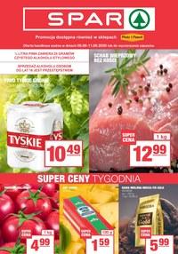 Gazetka promocyjna SPAR - SPAR - oferta handlowa - ważna do 11-08-2020