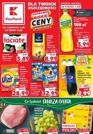 Gazetka promocyjna Kaufland - Kaufland zawsze niskie ceny