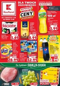 Gazetka promocyjna Kaufland - Kaufland zawsze niskie ceny - ważna do 12-08-2020