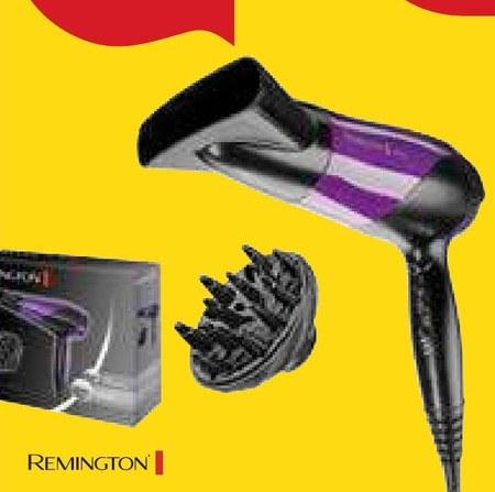 Suszarka do włosów Remington