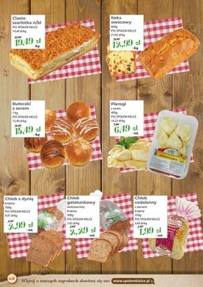 Pyszne produkty w Społem Kielce!