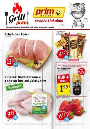 Gazetka promocyjna Prim Market - Prim Market - świeżo i lokalnie