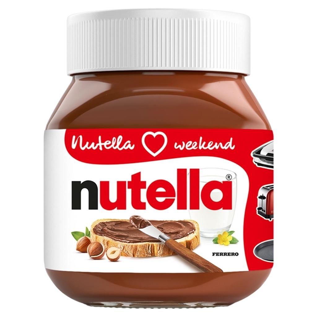 Krem czekoladowy Nutella - 6