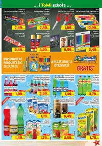 Gazetka promocyjna TomiMarkt - Twój sklep na co dzień TomiMarkt