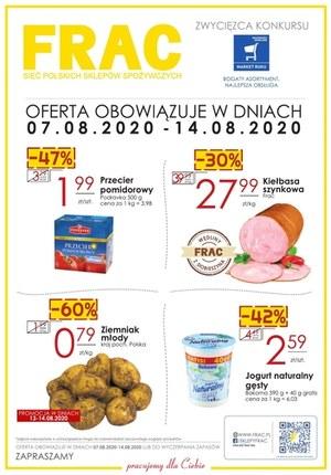 Gazetka promocyjna FRAC - FRAC - oferta handlowa