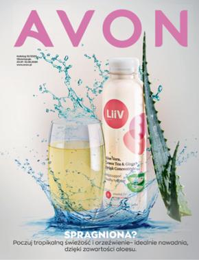 Poczuj tropikalną świeżość z Avon!