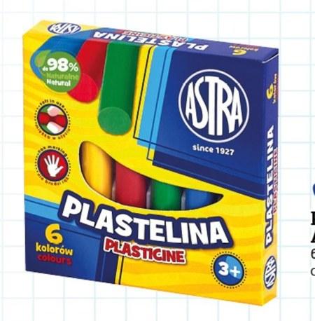 Plastelina Astra