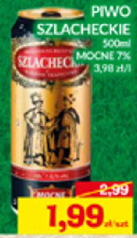 Piwo Szlacheckie
