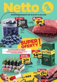 Gazetka promocyjna Netto - Super oferty w Netto! - ważna do 14-08-2020