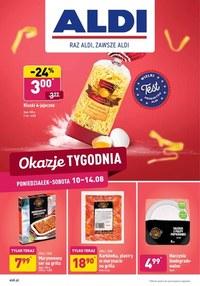 Gazetka promocyjna Aldi - Okazje tygodnia w Aldi! - ważna do 14-08-2020