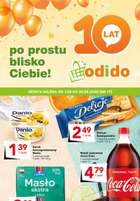 Gazetka promocyjna Odido - Gazetka promocyjna Odido - ważna do 20-08-2020