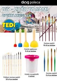 Gazetka promocyjna TEDi - Zrób to sam z Tedi - ważna do 31-08-2020
