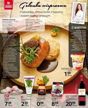 Oferta spożywcza w Selgros