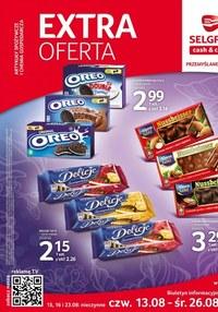 Gazetka promocyjna Selgros Cash&Carry - Extra oferta w Selgros - ważna do 26-08-2020