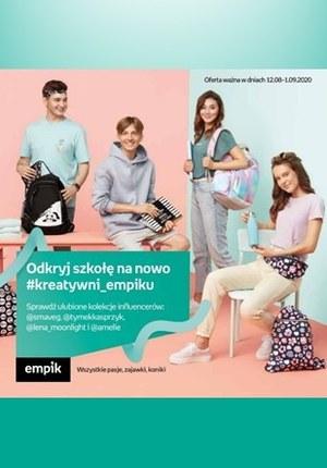 Gazetka promocyjna EMPiK - Odkryj szkołę na nowo - Empik