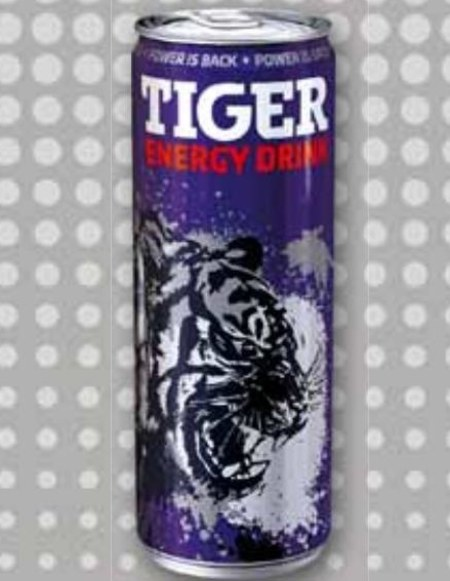 Napój energetyczny Tiger