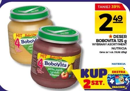 Deser dla dziecka BoboVita