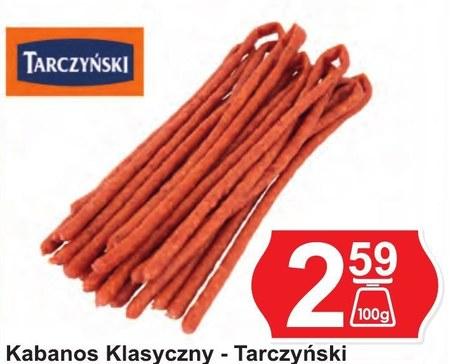 Kabanosy Tarczyński